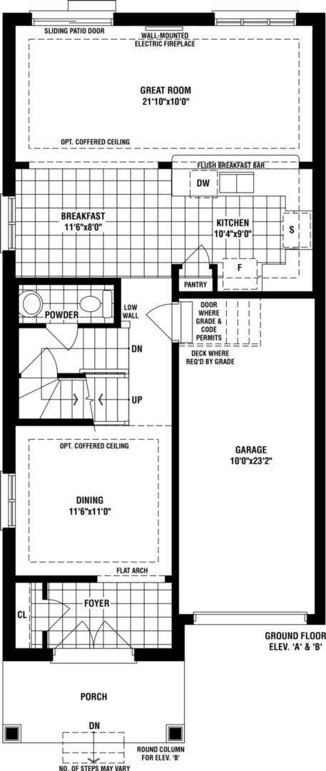West Cliff Floorplan 1
