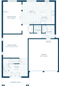 65 Dolomoti Court Floorplan 1