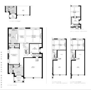 Lot 46 - Micklebe B Floorplan 1