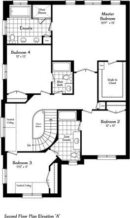 The Providence 16 Corner Plan Floorplan 2