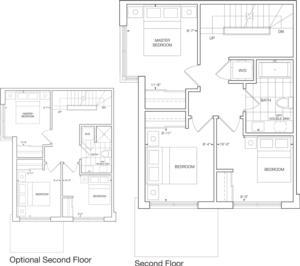 Logan Square Floorplan 2