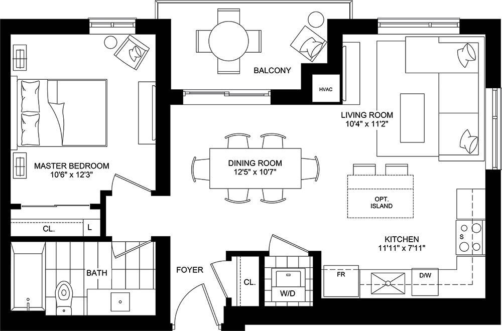 Ivory Floorplan 1