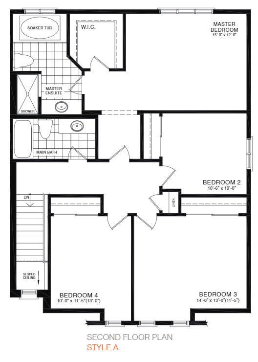 Springs Floorplan 2
