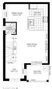 Victoria End Floorplan 2