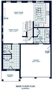 The Rahi A Floorplan 1