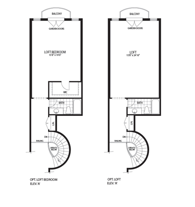 The Diamond Floorplan 3