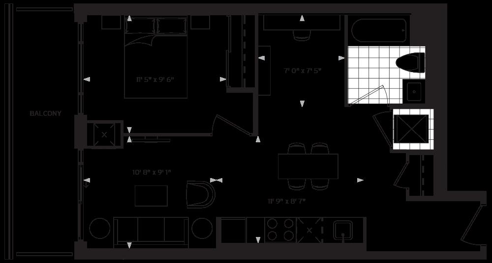 C4 | 12 Floorplan 1