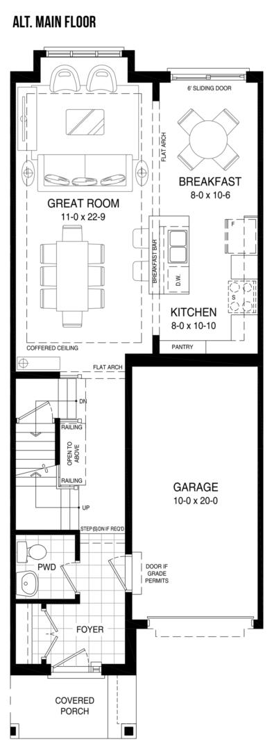 The Escape Floorplan 2
