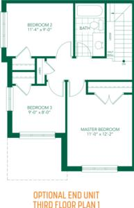 The Tulip Floorplan 8