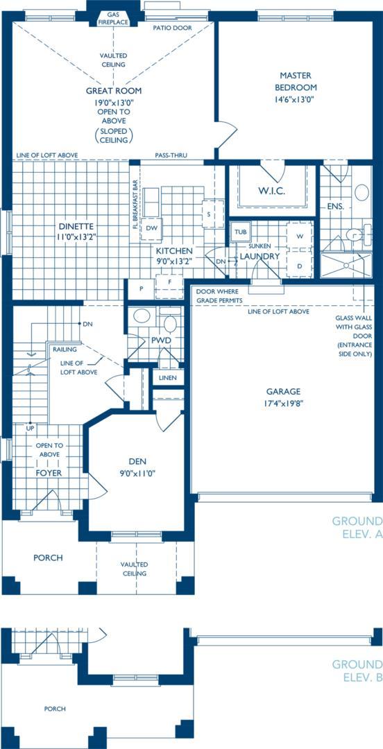 Stafford Floorplan 1