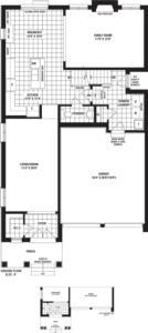 Barlow B Floorplan 1