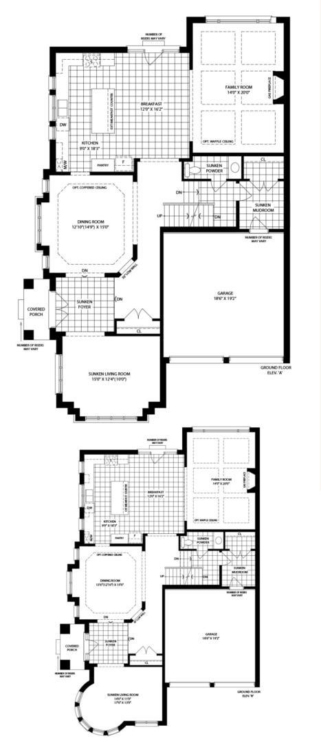 Thompson (B) Floorplan 1