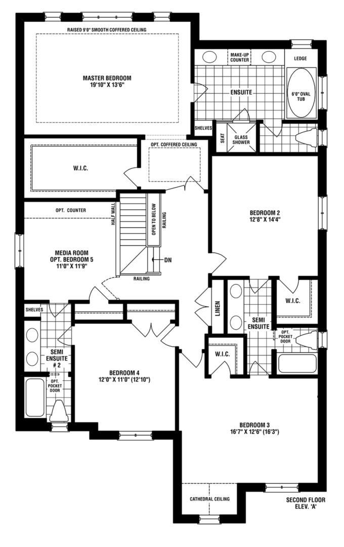 Treeline Floorplan 2