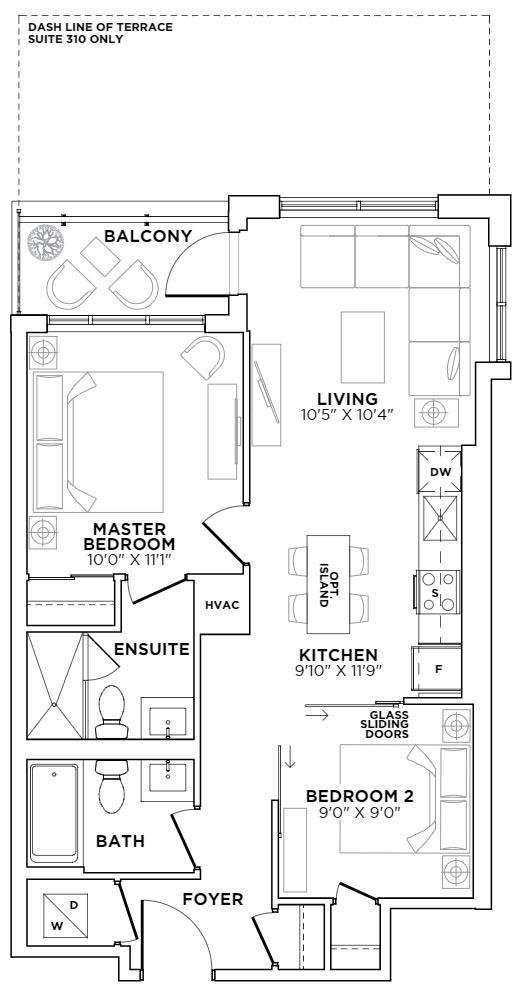 Notting Hill Floorplan 1