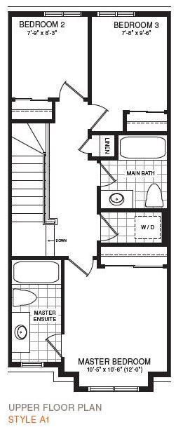The Breton Floorplan 2