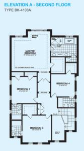 Red Pine B Floorplan 3