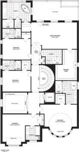 Bronte Creek Floorplan 2