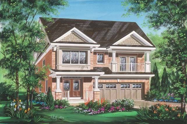 New detached homes coming to Blue Sky in Stouffville this month! Image