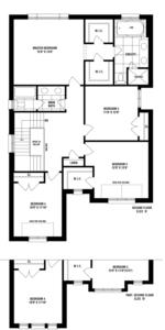 Bronte Creek Floorplan 2