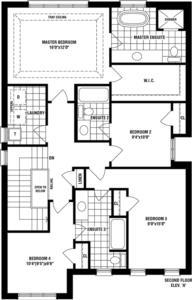 Hanover Floorplan 2
