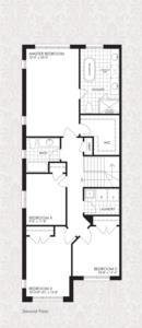 The Cornell Collection - The Cornell 2 Floorplan 3