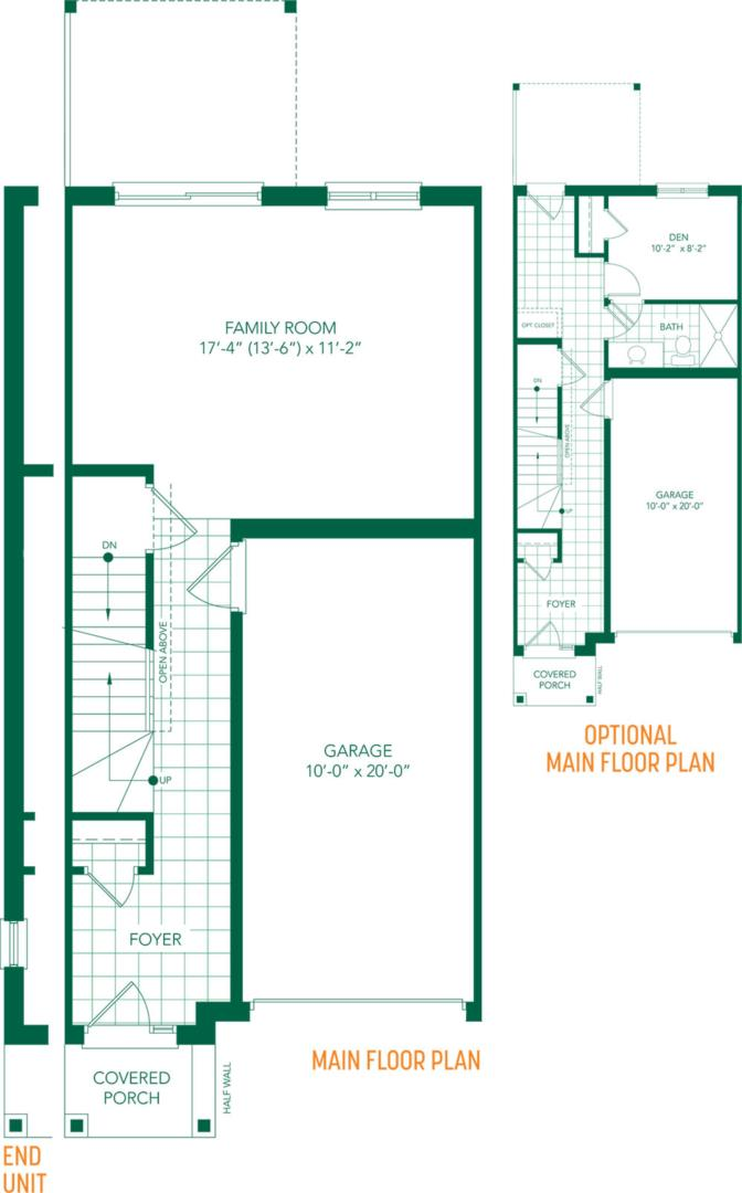 The Dream Floorplan 1