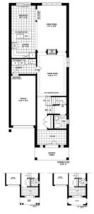 Newcastle Lot 237 Floorplan 1