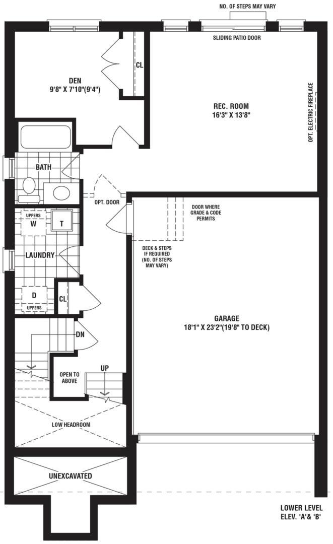 Ruby A Floorplan 1