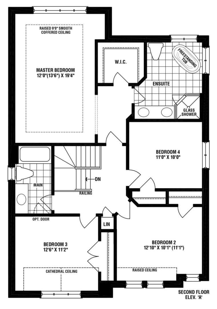 Amethyst Floorplan 2