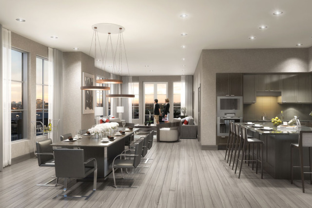 This Luxury Boutique Condo Unionville Must See