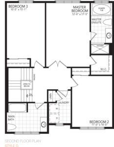 The Zest Floorplan 2