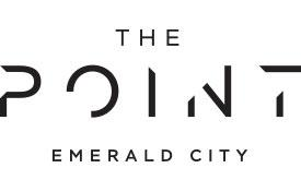 The Point Emerald City Logo