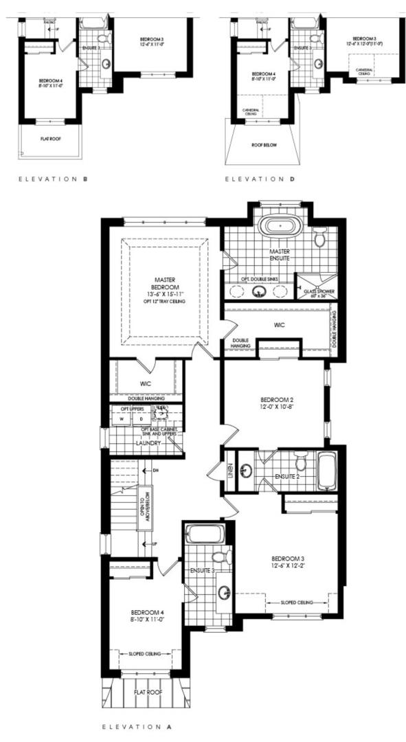 Kendalwood Floorplan 2