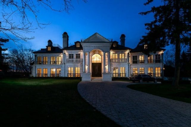 Mississauga Mansion Sells for Nearly Half the Asking Price Image