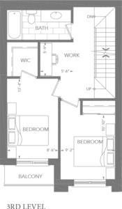 3B Floorplan 3