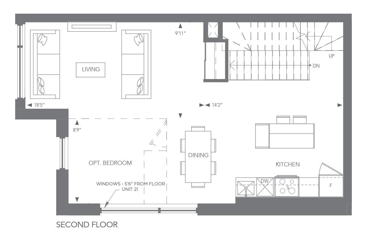 No. 21 Floorplan 2