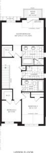 BLOCK 9, ELEV. B3 REV, UNIT 7 Floorplan 3