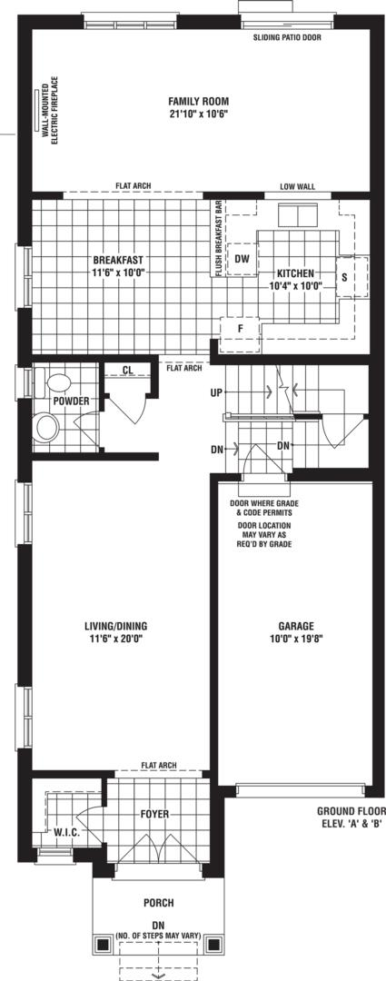 Mayfield Floorplan 1