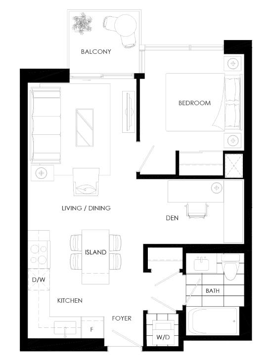 Ortega 560 Floorplan 1