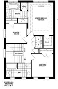 Saltwick Floorplan 2