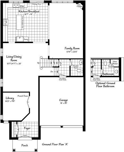 The Providence 18 Floorplan 1