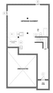 The Brockton 34 IV A Floorplan 3