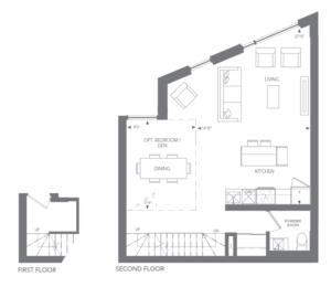 No. 10 Floorplan 1