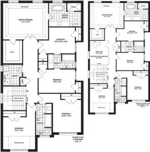 Rosedale Floorplan 2