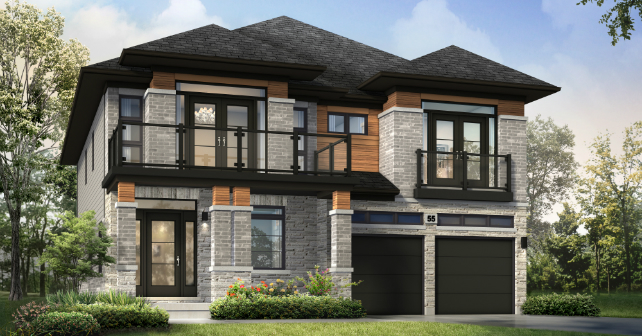 Central Park in Hamilton is one of the largest master-planned communities in Canada Image