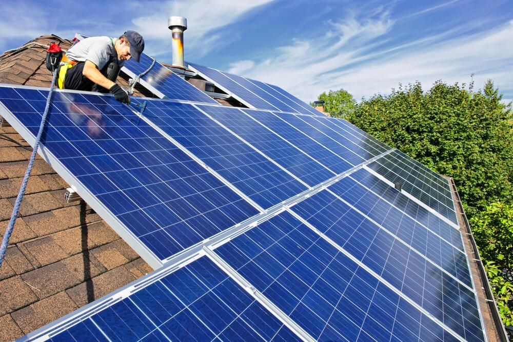 Adding solar panels to your home could increase its value Image