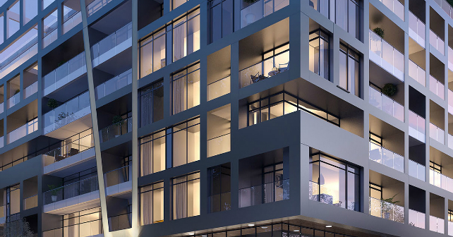 Haven Developments and Teeple wow us with SIX25BV in North York Image