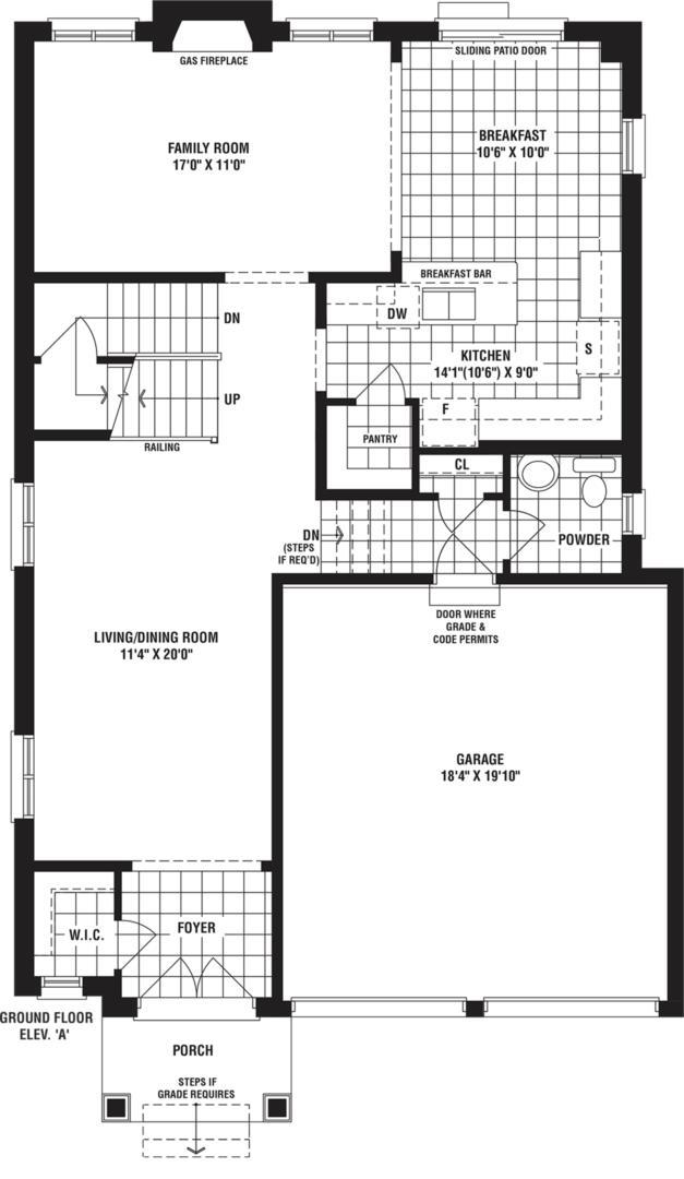 Cassatt Floorplan 1