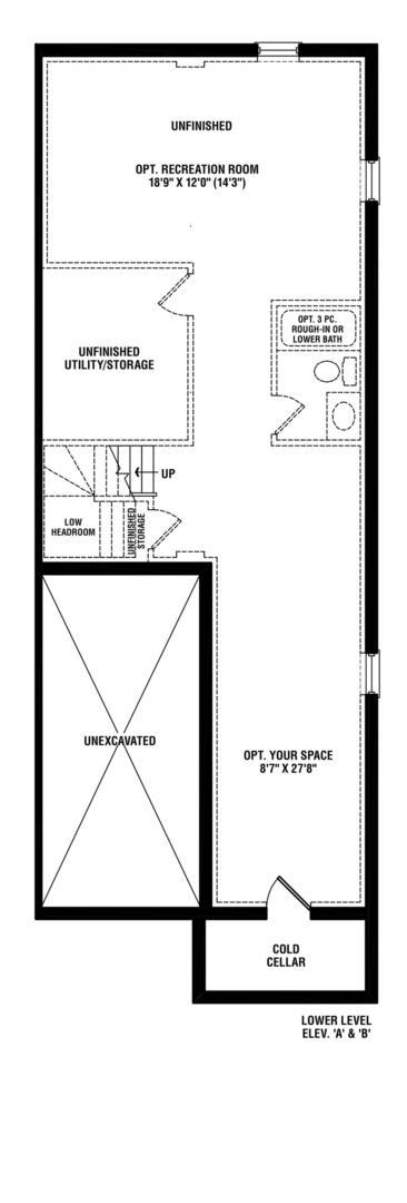 Sandalwood End Floorplan 3