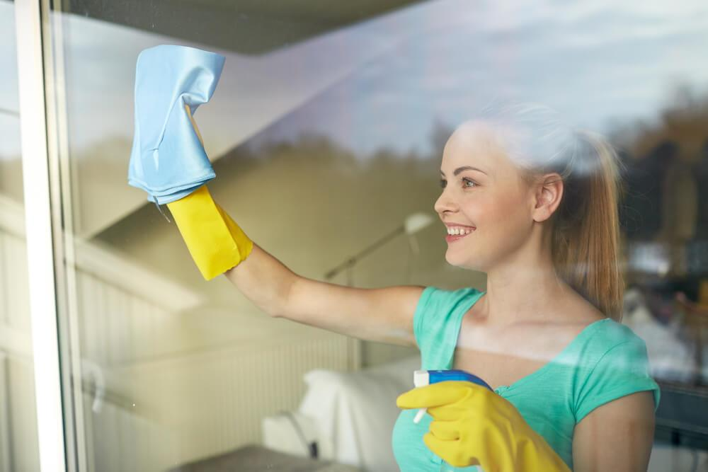 Clean your windows this summer